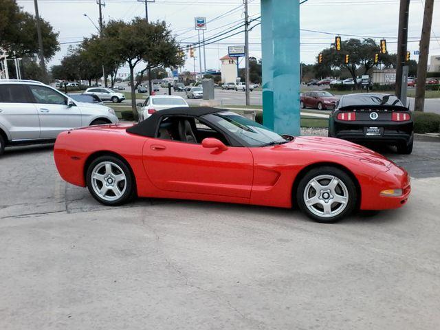 1999 Chevrolet Corvette roadster San Antonio, Texas 8