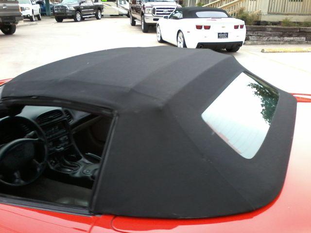 1999 Chevrolet Corvette roadster San Antonio, Texas 10