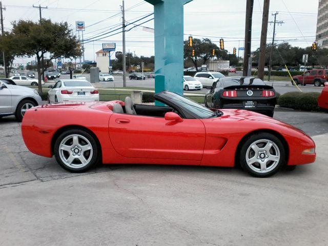 1999 Chevrolet Corvette roadster San Antonio, Texas 1
