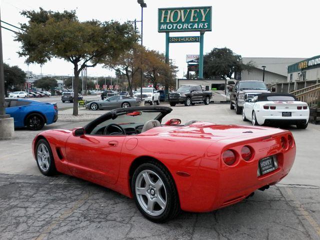 1999 Chevrolet Corvette roadster San Antonio, Texas 5
