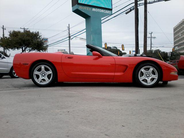 1999 Chevrolet Corvette roadster San Antonio, Texas 7