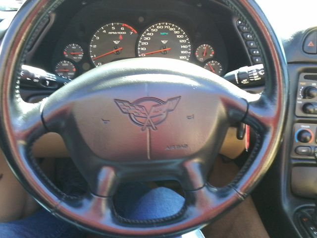 1999 Chevrolet Corvette San Antonio, Texas 17