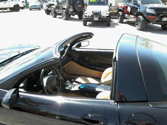 1999 Chevrolet Corvette San Antonio, Texas 23
