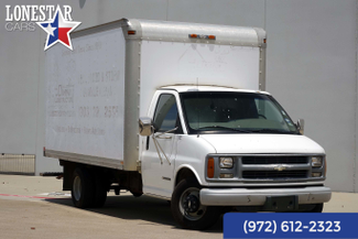 1999 Chevrolet Express Box Truck DRW Automatic V8