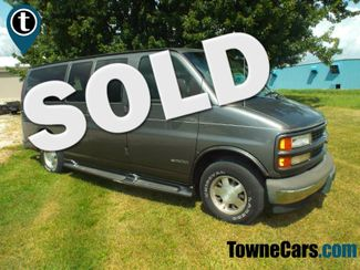 1999 Chevrolet Express Van  | Medina, OH | Towne Auto Sales in ohio OH