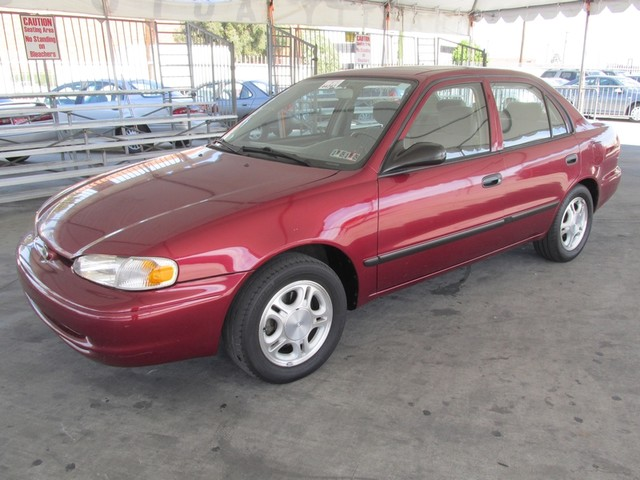 1999 Chevrolet Prizm Please call or e-mail to check availability All of our vehicles are availa