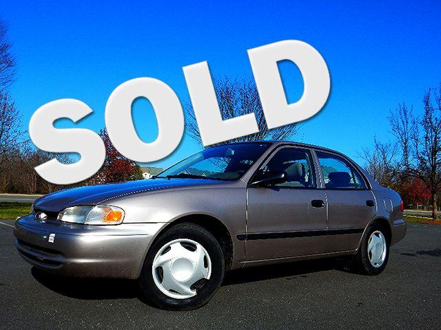 1999 Chevrolet Prizm Original Low Mileage Leesburg, Virginia 0