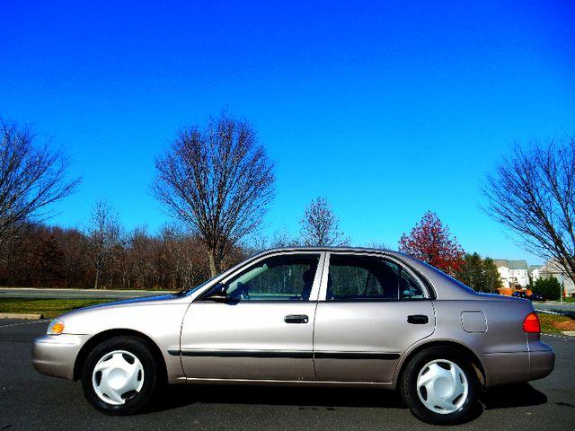 1999 Chevrolet Prizm Original Low Mileage Leesburg, Virginia 5