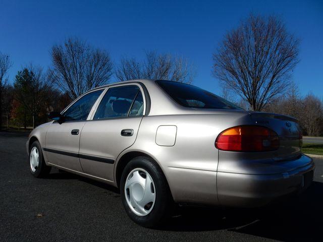 1999 Chevrolet Prizm Original Low Mileage Leesburg, Virginia 3