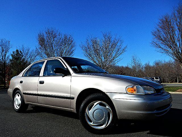 1999 Chevrolet Prizm Original Low Mileage Leesburg, Virginia 1