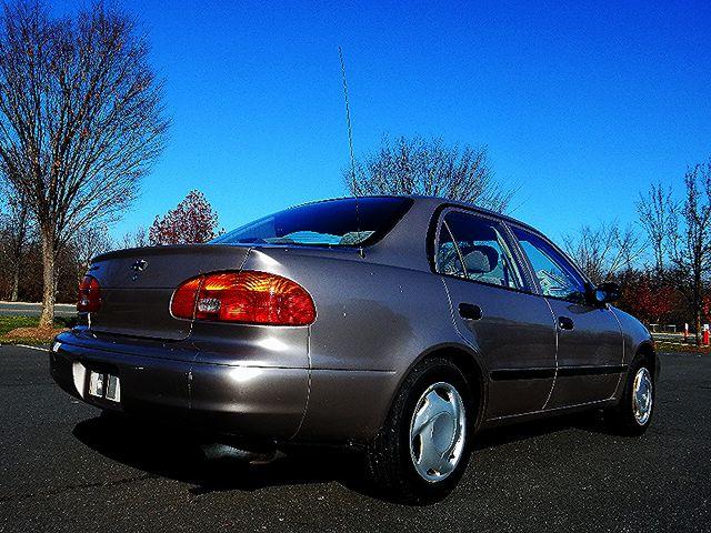1999 Chevrolet Prizm Original Low Mileage Leesburg, Virginia 2