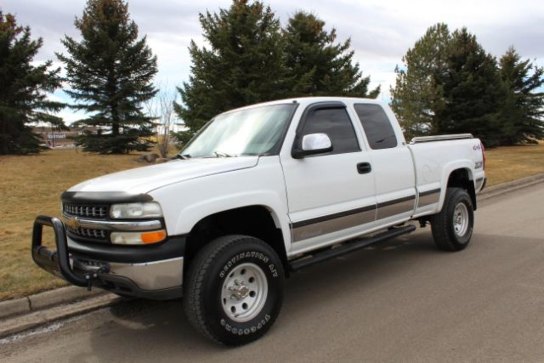 1999 Chevrolet Silverado 1500 Ls City Mt Bleskin Motor Company