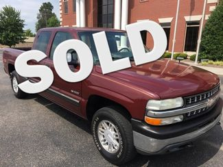 1999 Chevrolet-Drives Great!! Silverado 1500-BUY HERE PAY HERE! LS-4X4 EXT CAB!! 5.3 V8 Knoxville, Tennessee