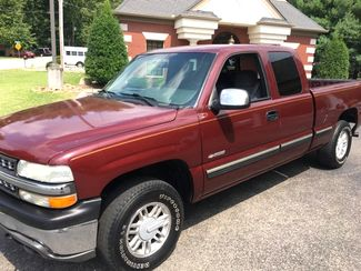 1999 Chevrolet-Drives Great!! Silverado 1500-BUY HERE PAY HERE! LS-4X4 EXT CAB!! 5.3 V8 Knoxville, Tennessee 2