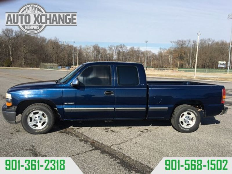 1999 Chevrolet Silverado 1500 LS | Memphis, TN | Auto XChange South In  Memphis, ...