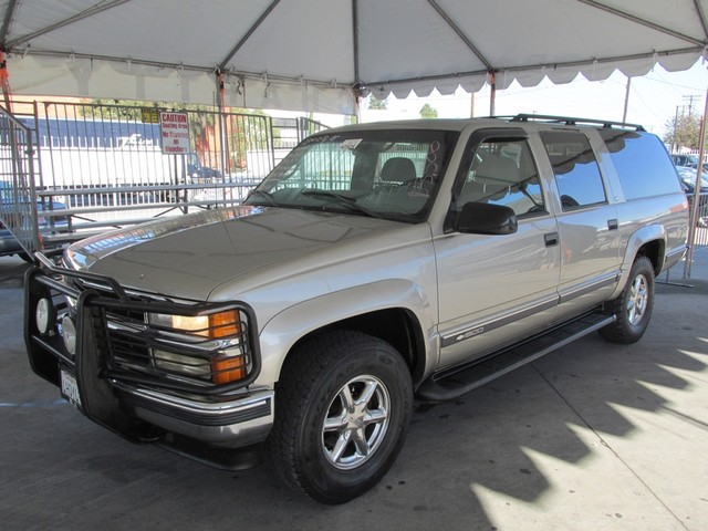 1999 Chevrolet Suburban Please call or e-mail to check availability All of our vehicles are avai
