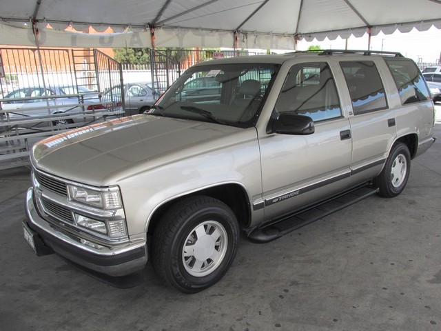 1999 Chevrolet Tahoe Please call or e-mail to check availability All of our vehicles are availa
