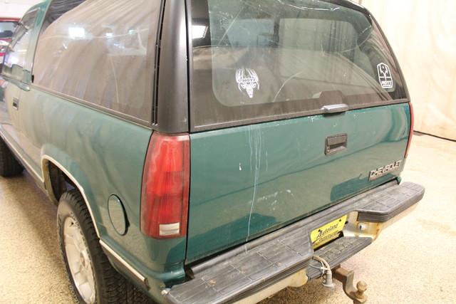 1999 Chevrolet Tahoe Roscoe, Illinois 5