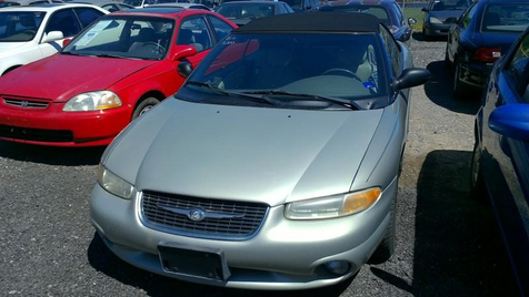 1999 Chrysler Sebring Jxi in Harwood, MD