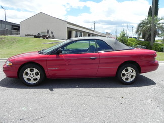 1999 Chrysler Sebring JX Martinez, Georgia 2