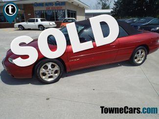 1999 Chrysler Sebring Jxi   Medina, OH   Towne Auto Sales in ohio OH