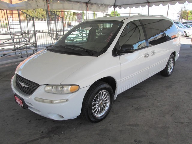 1999 Chrysler Town  Country Limited This particular Vehicle comes with 3rd Row Seat Please call