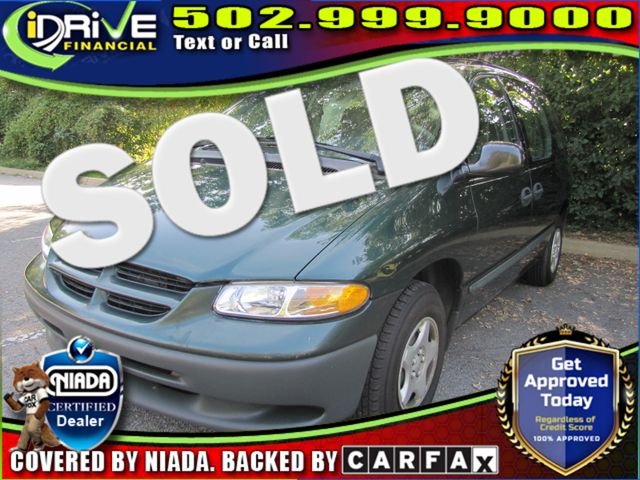 1999 Dodge Caravan Base | Louisville, Kentucky | iDrive Financial in Louisville Kentucky