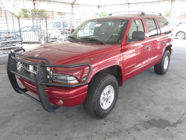 1999 Dodge Durango This particular Vehicle comes with 3rd Row Seat Please call or e-mail to check