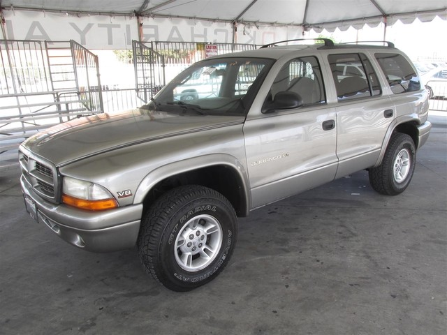 1999 Dodge Durango Please call or e-mail to check availability All of our vehicles are availabl