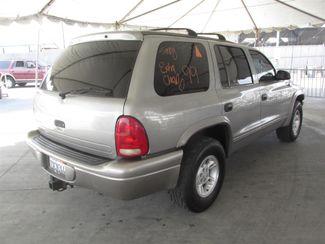 1999 Dodge Durango Gardena, California 2