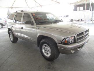 1999 Dodge Durango Gardena, California 3