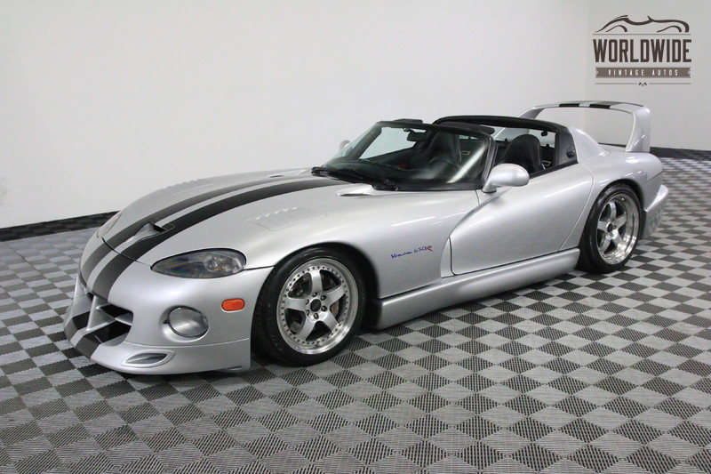 1999 Dodge VIPER HENNESSEY UPGRADE PACKAGE