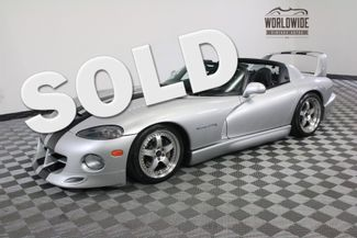 1999 Dodge VIPER HENNESSEY UPGRADE PACKAGE | Denver, Colorado | Worldwide Vintage Autos in Denver Colorado