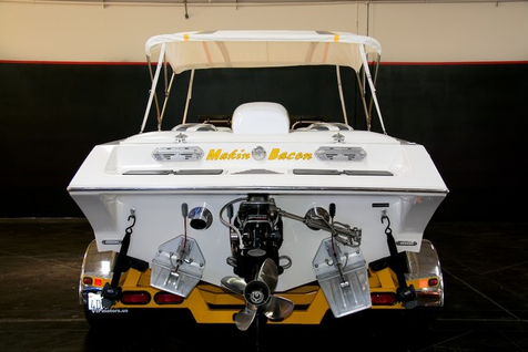 1999 Dcb Dave'S Custom Boat Extreme  | Milpitas, California | NBS Auto Showroom in Milpitas, California