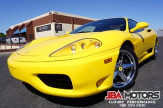 1999 Ferrari 360 Modena Coupe in Mesa AZ