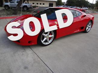 1999 Ferrari 360 Modena Austin , Texas