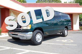 1999 Ford 15 Pass. XLT Charlotte, North Carolina