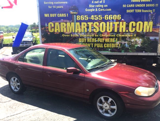 1999 Ford-Carfax Clean! Bhph!! Contour-AUTO! LOW LOW MILES!! SE Knoxville, Tennessee 15