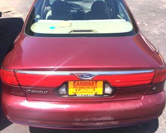 1999 Ford-Carfax Clean! Bhph!! Contour-AUTO! LOW LOW MILES!! SE Knoxville, Tennessee 4