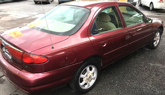 1999 Ford-Carfax Clean! Bhph!! Contour-AUTO! LOW LOW MILES!! SE Knoxville, Tennessee 3