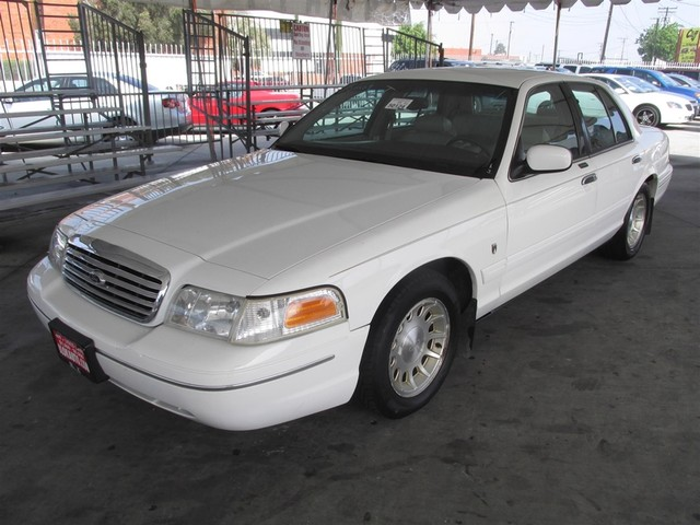 1999 Ford Crown Victoria LX Please call or e-mail to check availability All of our vehicles are