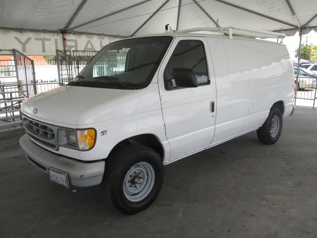 1999 Ford Econoline Cargo Van This particular Vehicles true mileage is unknown TMU Please call