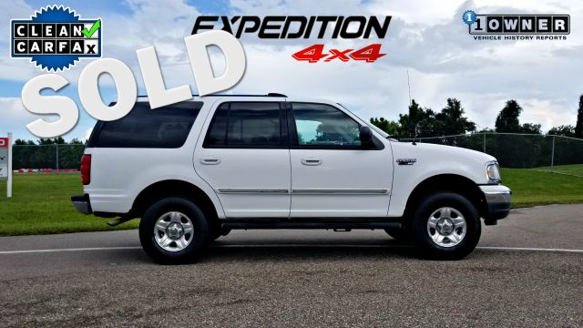 1999 Ford Expedition 4X4 XLT CLEAN CARFAX 1 FLORIDA OWNER   Palmetto, FL   EA Motorsports in Palmetto FL