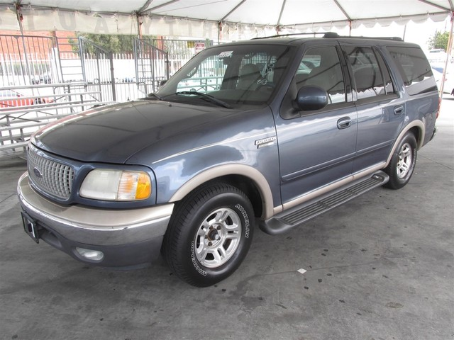 1999 Ford Expedition Eddie Bauer This particular Vehicles true mileage is unknown TMU Please c