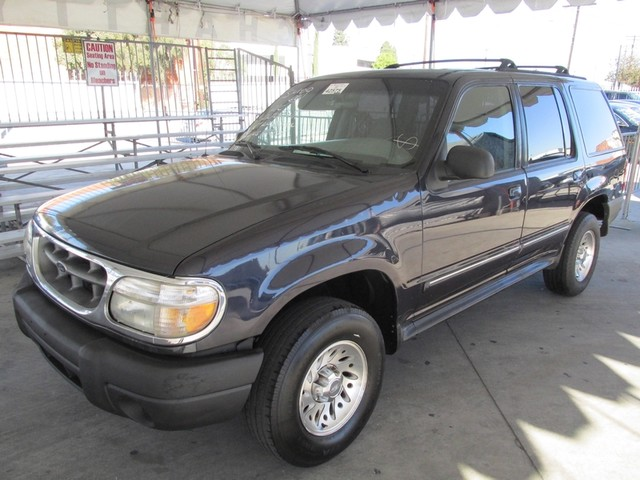 1999 Ford Explorer XL This particular Vehicles true mileage is unknown TMU Please call or e-mai
