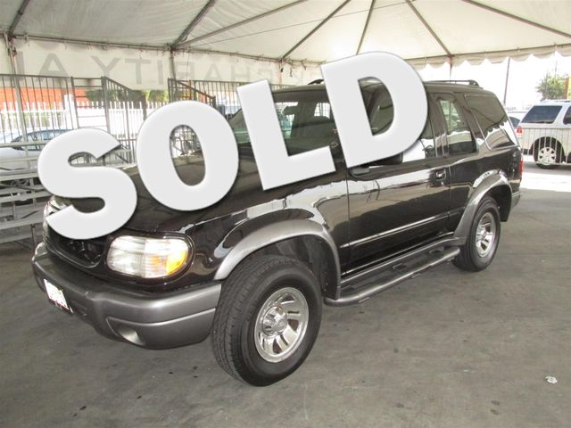 1999 Ford Explorer Sport Please call or e-mail to check availability All of our vehicles are av