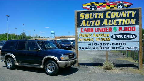 1999 Ford Explorer Eddie Bauer in Harwood, MD