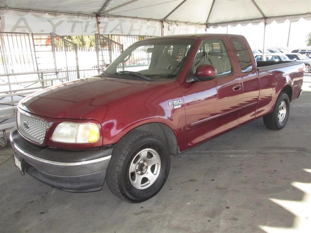 1999 Ford F-150 XL This particular Vehicles true mileage is unknown TMU Please call or e-mail