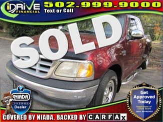 1999 Ford F-150 XL | Louisville, Kentucky | iDrive Financial in Lousiville Kentucky