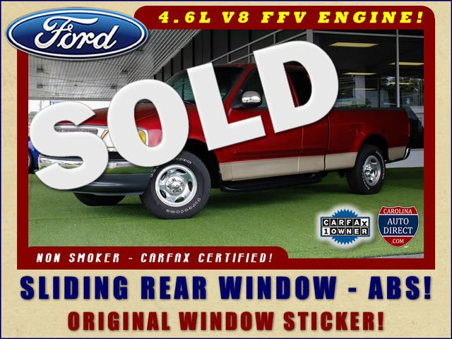 1999 Ford F-150 XLT SuperCab RWD - 1 OWNER - WINDOW STICKER! Mooresville , NC 0